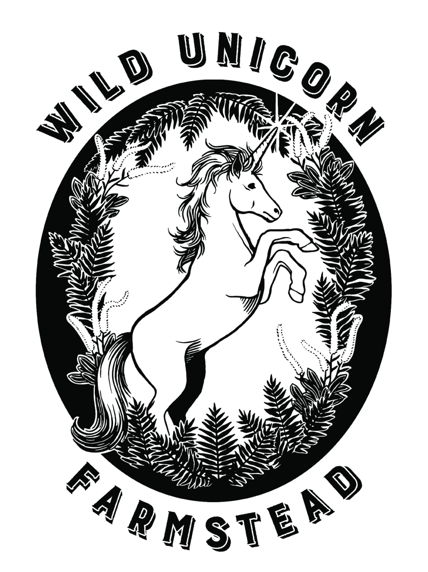 WildUnicornLogo_Name